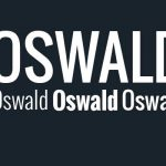 Free Oswald Font Download